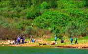鸳鸯湖天然钓场